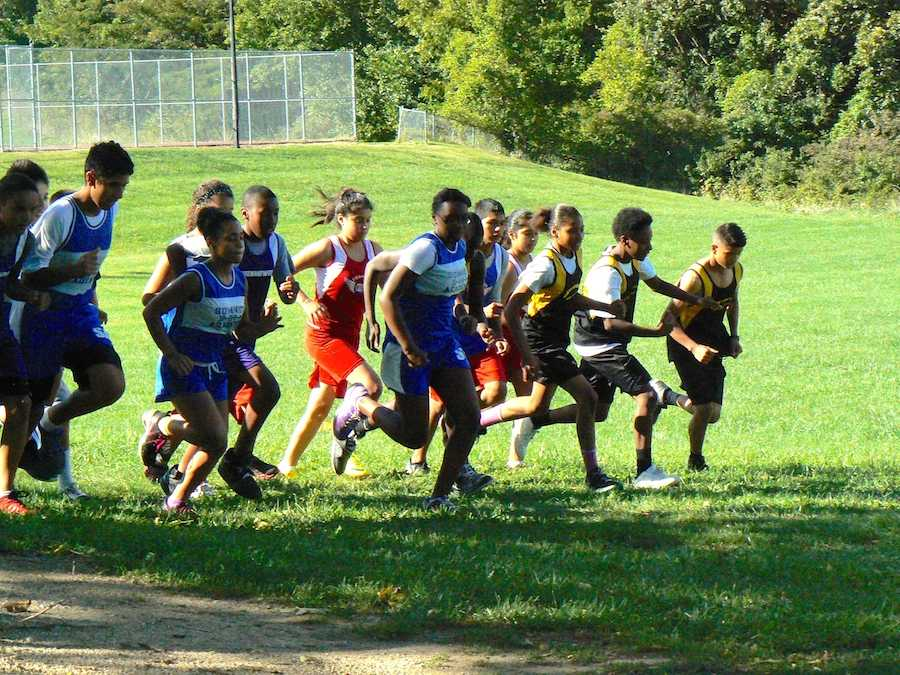 Cross Country DOMINATES All Meets