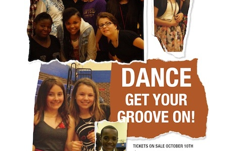More Music! More Fun! More Snacks! It's Here-Yearbook DANCE!