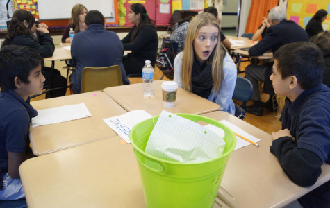Career Day Brings Almost 50 Professionals to 6th Graders