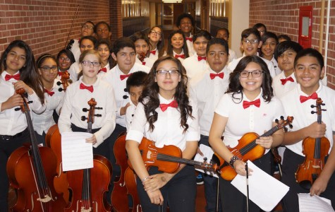 Music Concert Showcases Central Talent