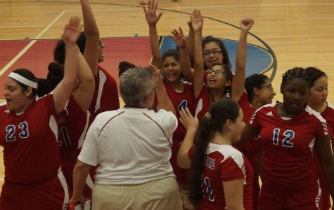Volleyball Teams Stack Up Wins!
