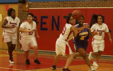 8th Grade Girls: Fight to the Finish Over Eisenhower