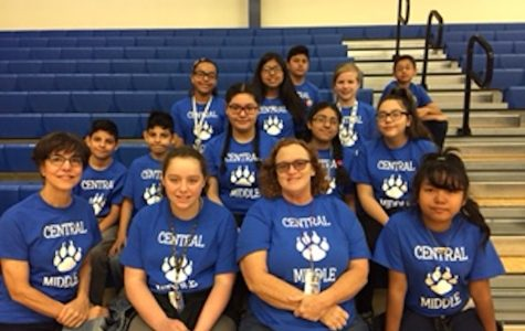 Central Takes Third Place at Battle of the Books