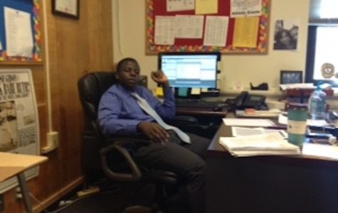 Eliya Maowbi: Principal for a Day