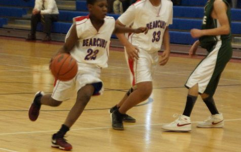 Central Upset by Coronado; 7th Grade by ONE Point