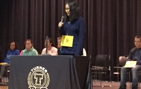 Ximena Ordaz Advances to 5th Round at County Spelling Bee