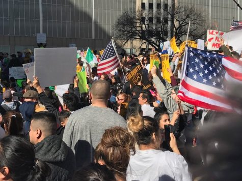 """Over Half CMS Students Participate in  """"A Day Without Immigrants"""""""