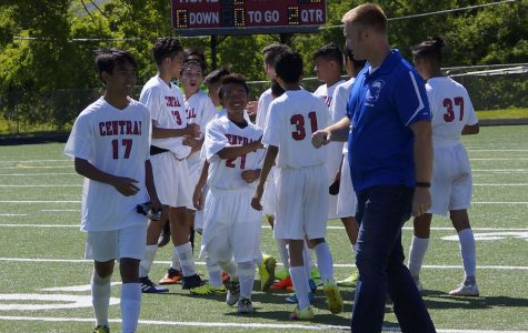 Season Ends with 5th Double Win Against Northwest