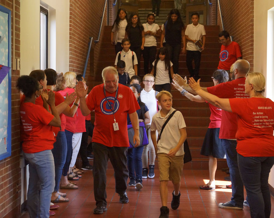 Enter 6th Grade: Begin 3 Great Middle School Years!
