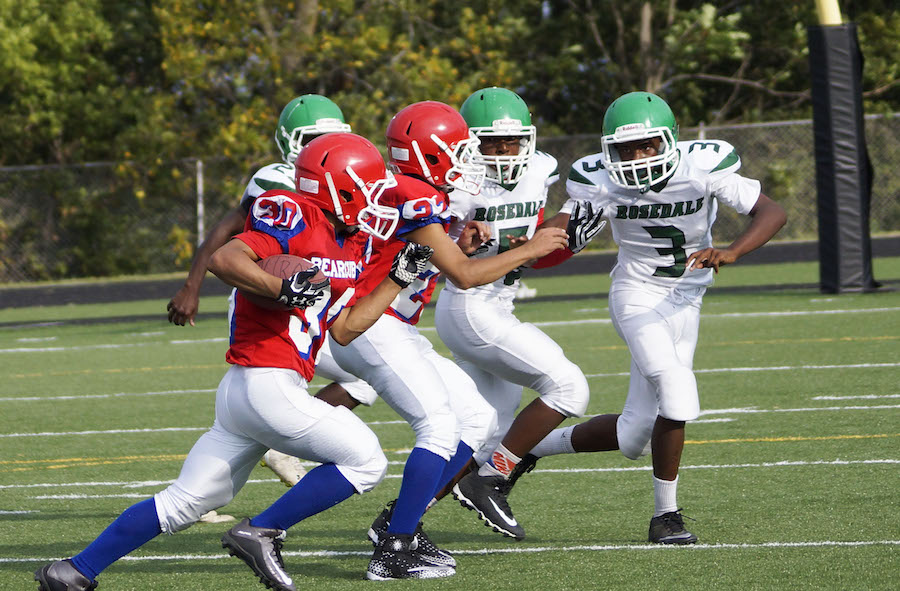 Penalties Cost CMS Football Team First Game