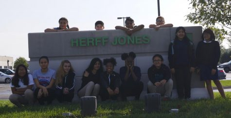 The Bear Pages Yearbook Staff Visits Herff-Jones Yearbook