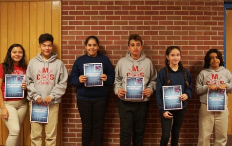 Students of the Week Oct. 18