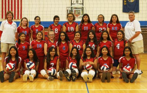 Volleyball Teams End 7-1 Winning Season!