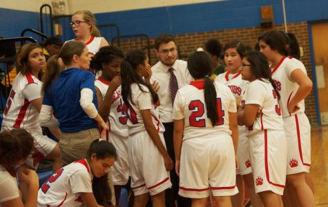 Girls Basketball Teams Fight Hard, B-Team Ties 5-5; A Team Falls to Coronado