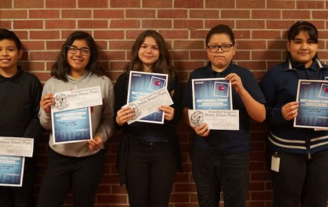 Students of the Week Jan. 4, 2018
