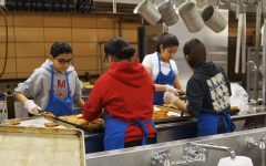 Diploma +: 8th Graders Food Service Workers