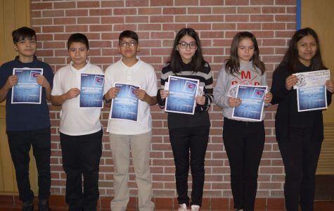 Students of the Week February 19, 2018