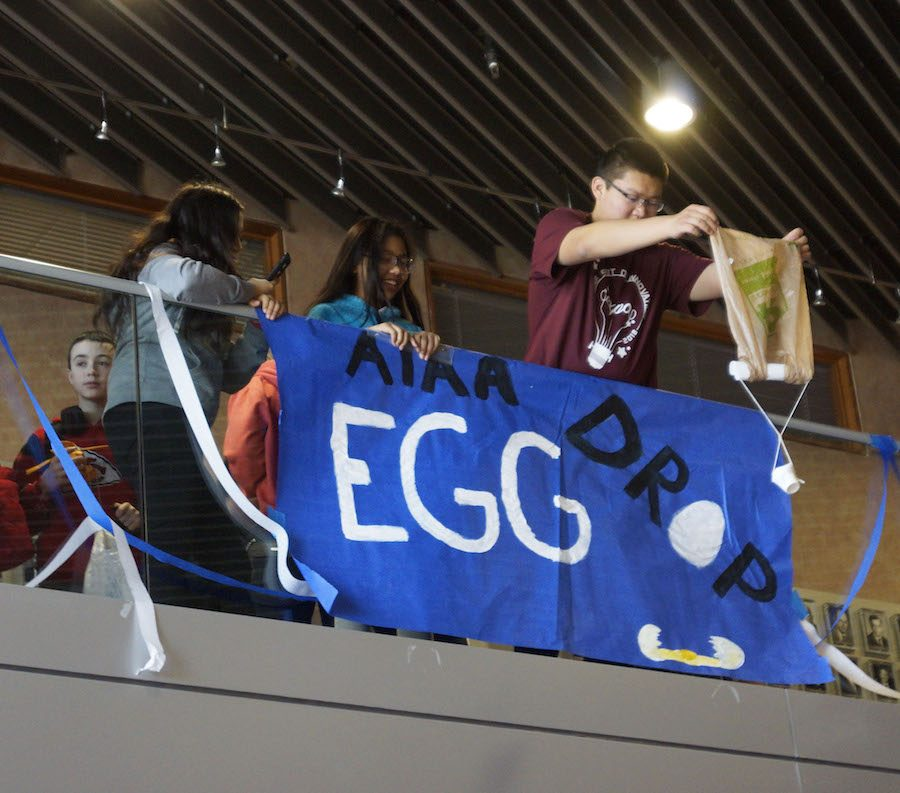 100+ Students Attend KU Engineering Expo