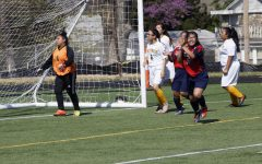 Fancier Footwork = 1-0 Win Against Northwest for Girls' Soccer Team