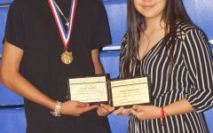 Cindy Valenzuela & David Cedillo Named Top Athletes