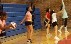 Practice Pays Off! VB Teams Win First Game Against Argentine!