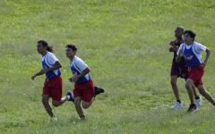 Brandon Camargo, Jose Rodriguez: 2nd Place Arrowhead; Central Places in All-City Cross Country Meet