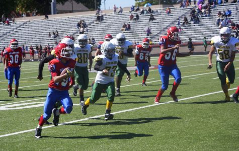Football Team Comes Back Strong in Second Half, But Not Strong Enough