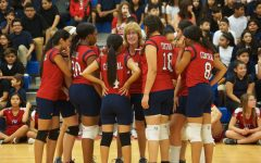 Volleyball Teams: Double Victory Over West