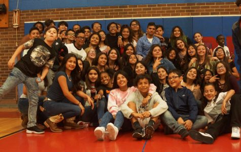 Yearbook's Annual Back to School Dance Raises over $300 for Hurricane Relief