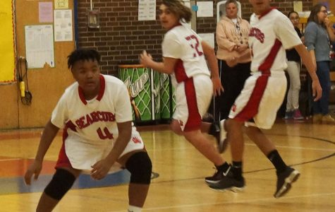 B-Team Wins with Final Basket by Jassir Ali; A-Team Loses to West
