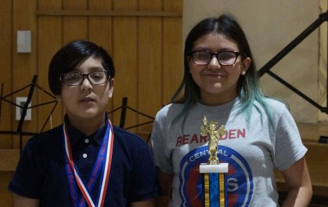 Nevaeh Felix Spells Her Way to First Place at Spelling Bee, Cesar Hernandez Second Place