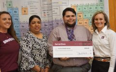 Mr. Xavier Wins $300 Science Grant