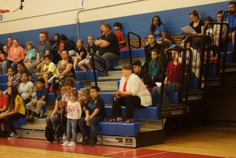 Focus on Fun at Family Fun NIght