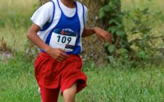 Odman Camargo Finishes First Place in District Cross Country Meet