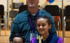 Bezawit Mengstu wins CMS Annual Spelling Bee and will advance to the Wyandtotte County Spelling Bee!